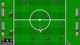 SoccerDie Level 1