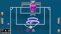 SoccerDie Enemy: The Brain