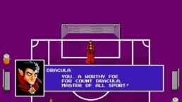 SoccerDie Enemy: Dracula