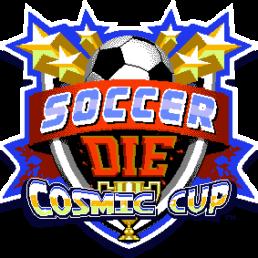 SoccerDie Pixel Logo